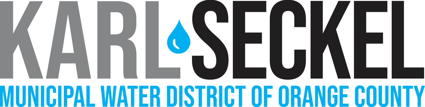 Karl Seckel for the Municipal Water District of Orange County Board of Directors